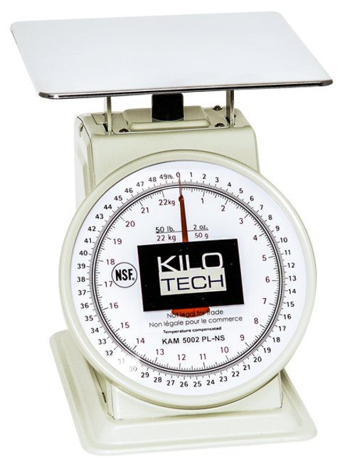 KiloTech - 50LB Industrial Dial Scale - 852250