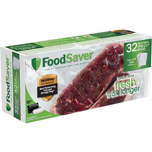 Tilia - FoodSaver® Vacuum Bags 4.8QT Capacity - 10033