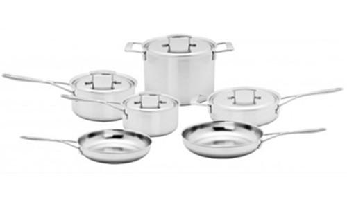Demeyere - Industry 10 Pc Cookware Set