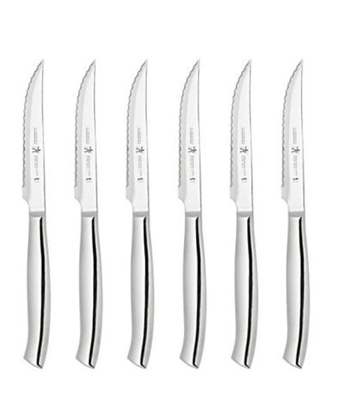 Henckels International - 6 Pc Steak Knife Set