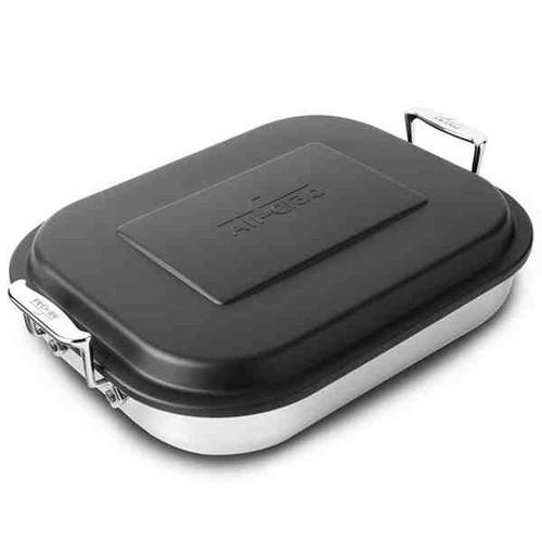 All-Clad - Lasagna Pan with Plastic Lid - 59946