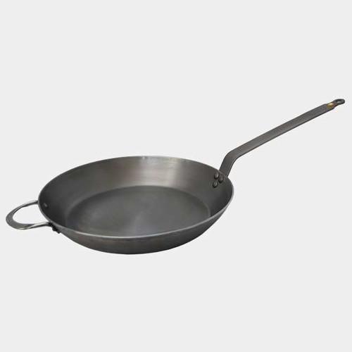 "de Buyer - Mineral B Element 14"" (36cm) Iron Fry Pan - 77561036"