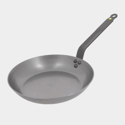 "de Buyer - Mineral B Element 9.5"" (24cm) Iron Fry Pan - 77561024"