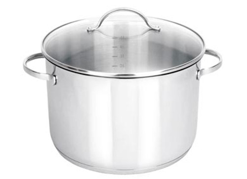 Orly Global - 14L Strauss Stockpot - JST2814