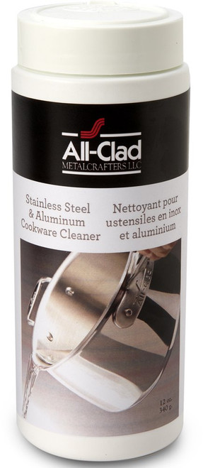 All-Clad - 12 oz Cookware Cleaner - 942