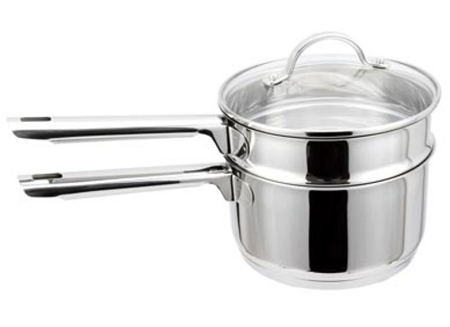 Orly Global - 2.5L Strauss Double Boiler Set - JSTDB318