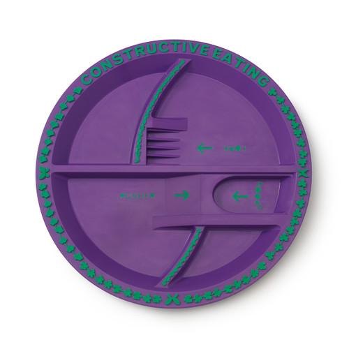 Constructive Eating - Garden Plate - 62000