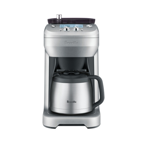 Breville - The Grind Control Drip Coffee Maker - BDC650BSS