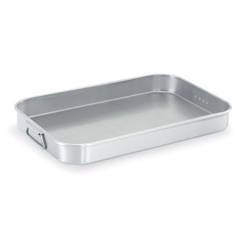 """Vollrath - Wear-Ever 18"""" x 12"""" Bake and Roast Pan - 68369"""