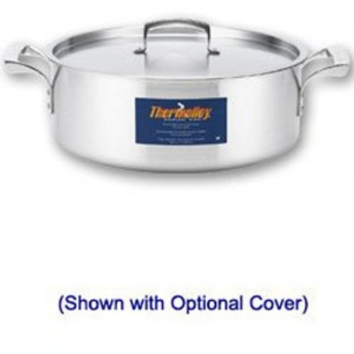 Thermalloy - 8QT Commercial Grade Stainless Braiser - 5724009