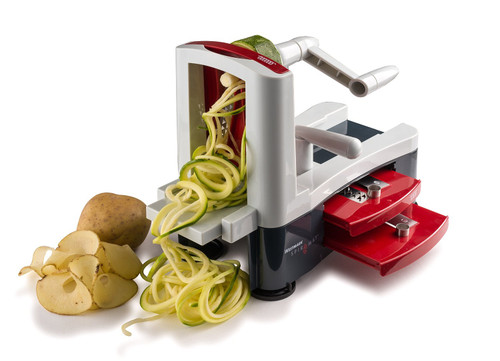 Westmark - Spiromat Spiral Vegetable & Fruit Slicer-  WM11332
