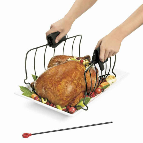"Cuisipro - 16"" x 13"" Roast and Serve Rack - 746780"