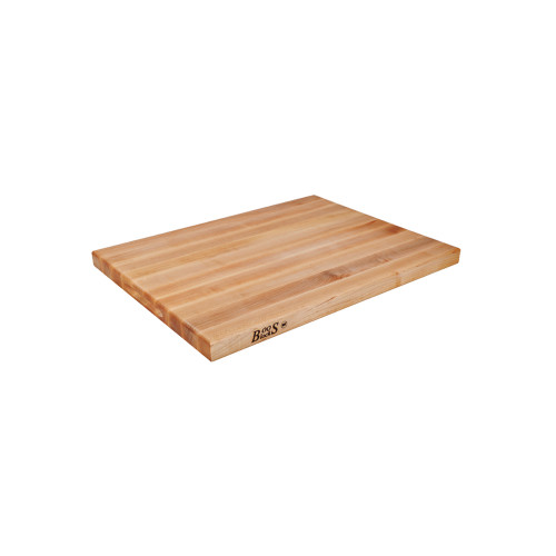 "John Boos Maple 18"" x 12"" Cutting Board - R01"