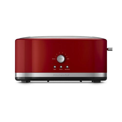 KitchenAid 4 Slice Long Slot Toaster with High Lift Lever - KMT4116ER