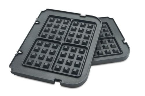 Cuisinart - Belgian Waffle Maker Plates (CGR4) - CGRWAFPC