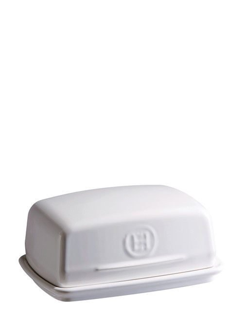 Emile Henry - Farine (Nougat) Butter Dish - 91110225