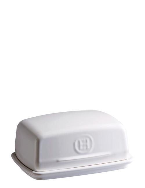 Emile Henry - Fusain (Pepper) Butter Dish - 91790225