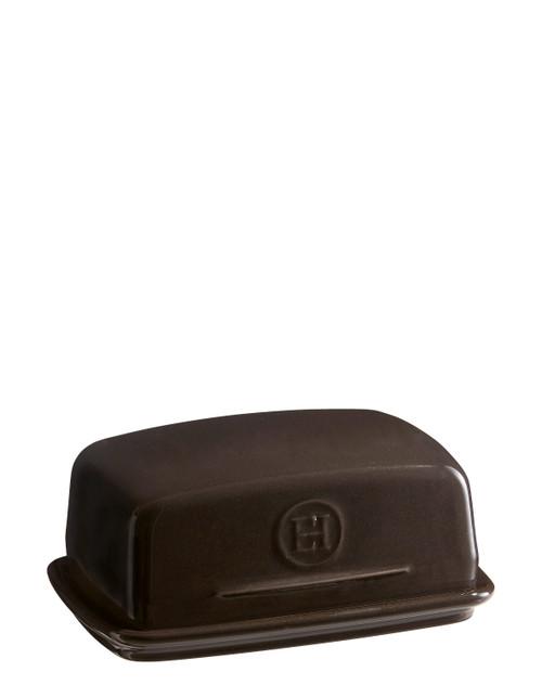 Emile Henry - Grand Cru (Grenade) Butter Dish - 91340225