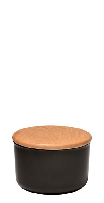 Emile Henry - Fusain (Pepper) Storage Jar 0.3L - 91798745