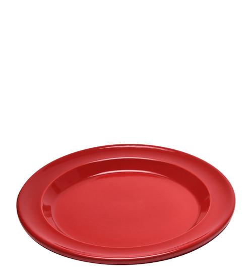 "Emile Henry - Fusain (Pepper) Salad/Dessert Plate 8.5"" - 91798870"