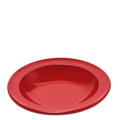 "Emile Henry - Fusain (Pepper) Soup Bowl 9"" - 91798871"