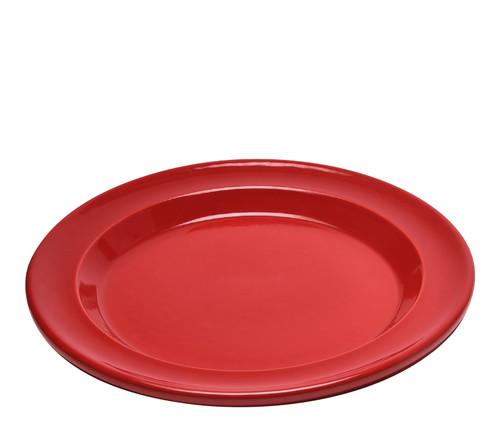 """Emile Henry - Fusain (Pepper) Dinner Plate 11"""" - 91798878"""