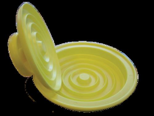 Omcan - Plastic Hamburger Press - PBP