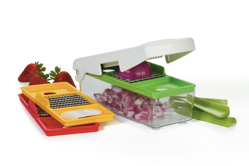 Progressive - Prepworks Fruit and Vegetable Chopper - GPC4000