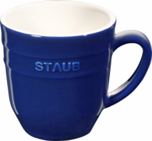 Staub - Blue 0.35L Ceramic Mug - 40511-566