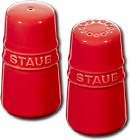 Staub - Cherry Salt and Pepper Shakers - 40511-808