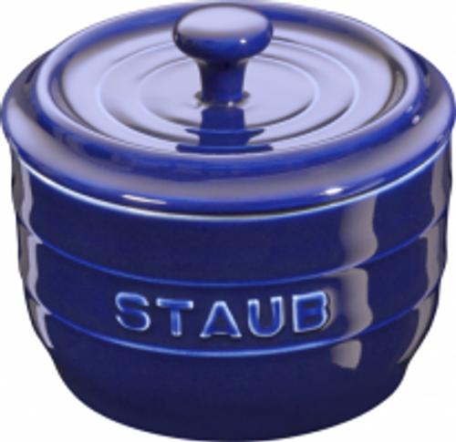 Staub - Blue Ceramic Salt Crock - 40511-563
