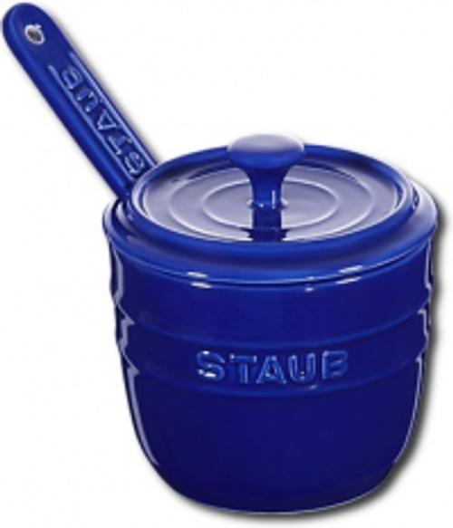 Staub - Blue Sugar Bowl with Ceramic Spoon - 40511-801