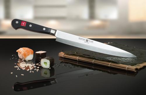 """Wusthof - 9"""" Classic """"Yanagiba"""" Slicing / Sushi Knife - 9753"""