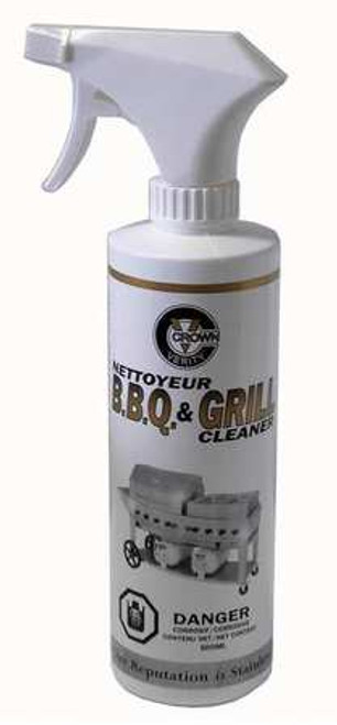 Crown Verity - BBQ & Grill Degreaser - BBQEZ12