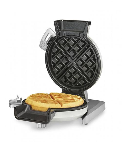Cuisinart - Vertical Waffle Maker - WAFV100C