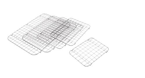 Adamo - 28 x 20CM Wire Roast Rack - 330