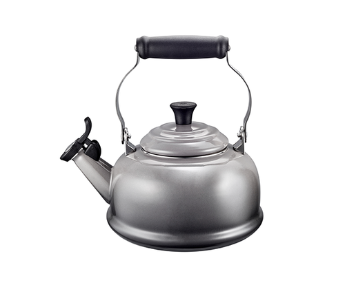 Le Creuset - 1.7 L (1.8 QT) Oyster Classic Whistling Kettle