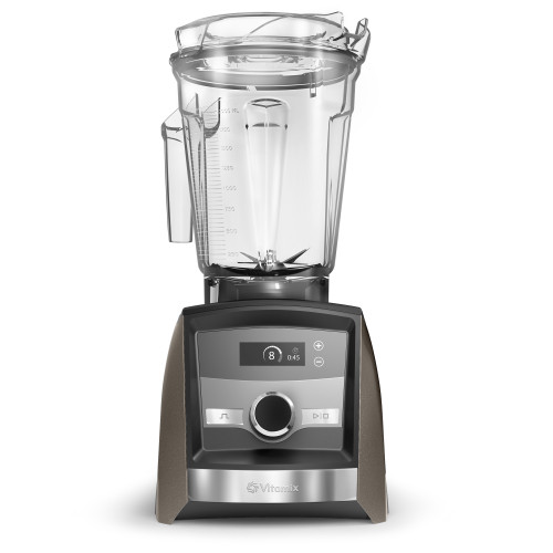 Vitamix - Ascent Series A3300 Pearl Gray Blender W/ Programmable Timer - 062425