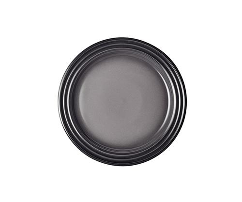 "Le Creuset - 10.5"" (27cm) Oyster Dinner Plates - Set of 4"