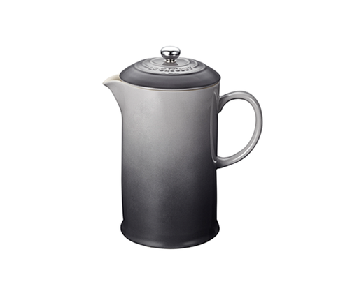 Le Creuset - .8 L (0.8 QT) Oyster French Press