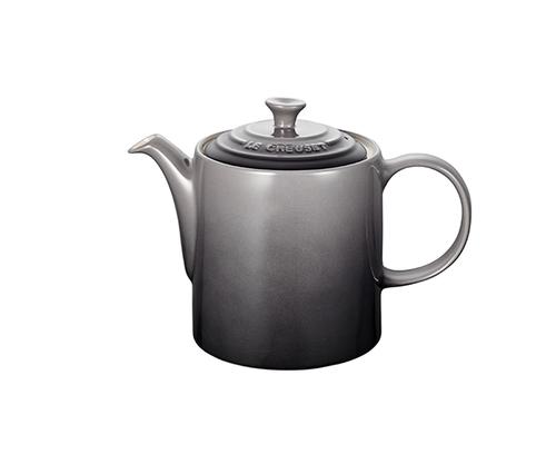 Le Creuset - 1.3L (4 cup) Oyster Grand Teapot