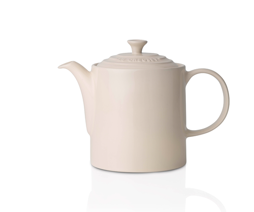 Le Creuset - 1.3L (4 cup) Meringue Grand Teapot - PG0402T-119N