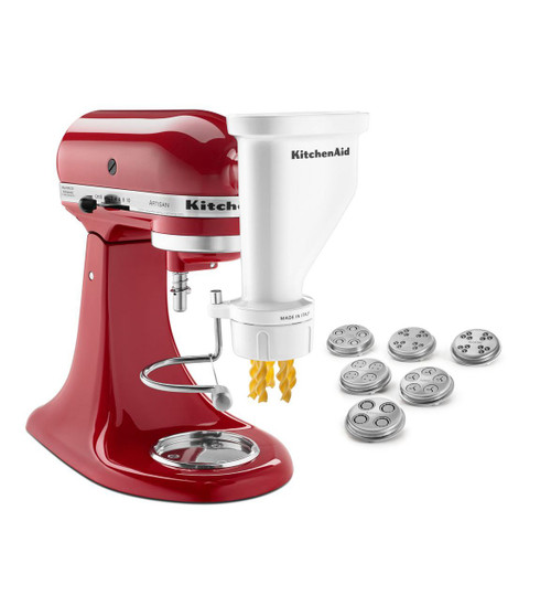KitchenAid - Gourmet Pasta Extruder Attachment - KSMPEXTA