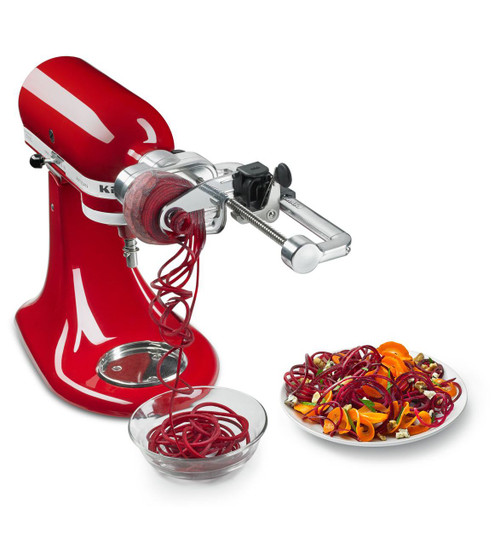 KitchenAid - Spiralizer Plus Attachment - KSM2APC