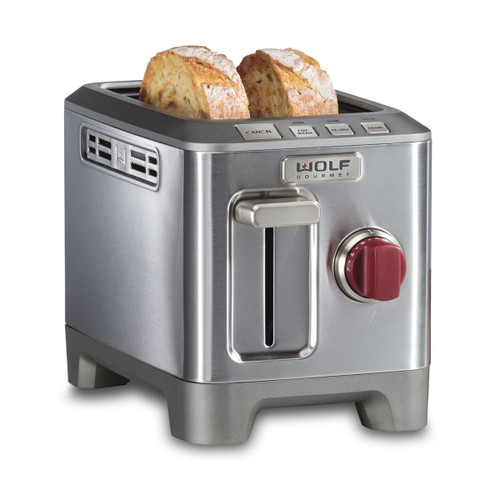 Wolf Gourmet - Two Slice Toaster - ICBWGTR102S-C