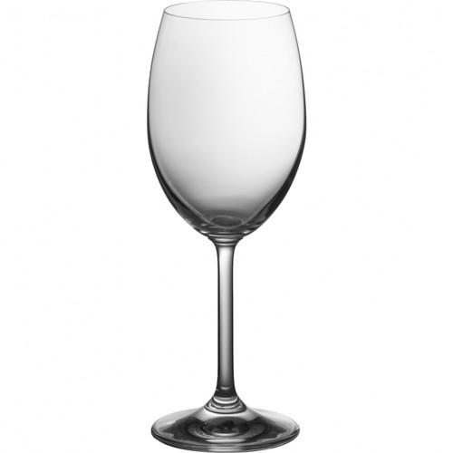 Trudeau - Serene 9oz White Wine Glasses, Set of 6 - 4900853