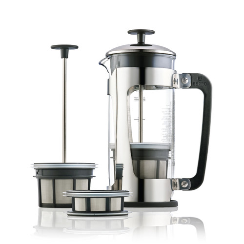 Espro - P5 Glass Coffee Press (18oz) - 1218C