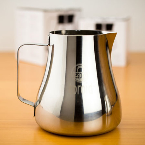 Espro - Toroid Stainless Steel Steaming Pitcher (20oz) - 2020