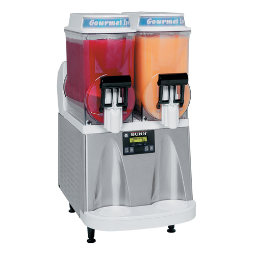 Bunn - Frozen Beverage System with 2 Hoppers - ULTRA2B