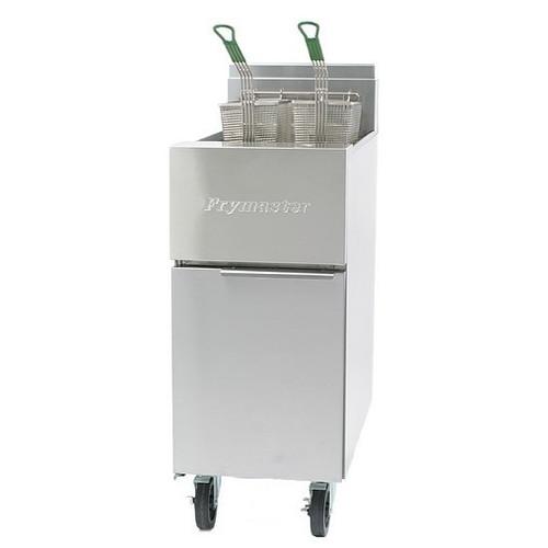 Frymaster - Standard Gas Deep Fryer, 40lb Oil Capacity - MJ40SD